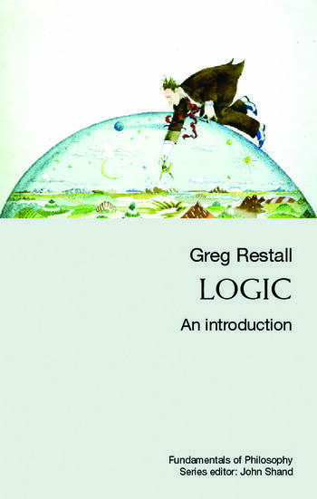 Logic An Introduction book cover
