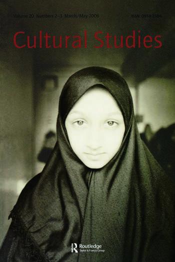 Cultural Studies 20.2 book cover
