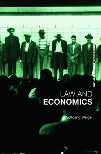 Economics of the Law A Primer book cover