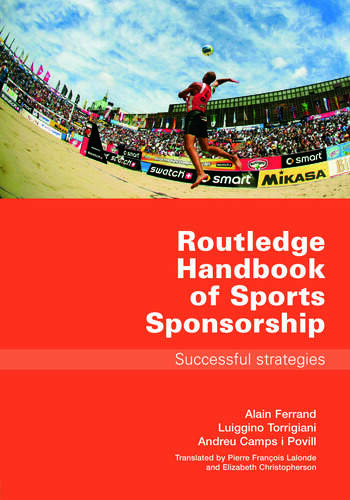 Routledge Handbook of Sports Sponsorship Successful Strategies book cover