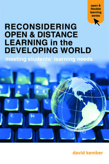 Reconsidering Open and Distance Learning in the Developing World Meeting Students' Learning Needs book cover