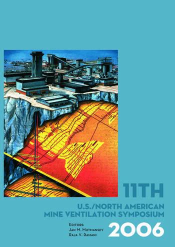 11th US/North American Mine Ventilation Symposium 2006 Proceedings of the 11th US/North American Mine Ventilation Symposium, 5-7 June 2006, Pennsylvania, USA book cover