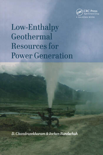 Low-Enthalpy Geothermal Resources for Power Generation book cover