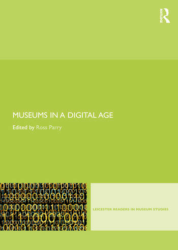 Museums in a Digital Age book cover
