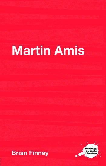 Martin Amis book cover
