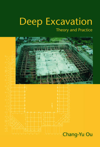 Deep Excavation Theory and Practice book cover