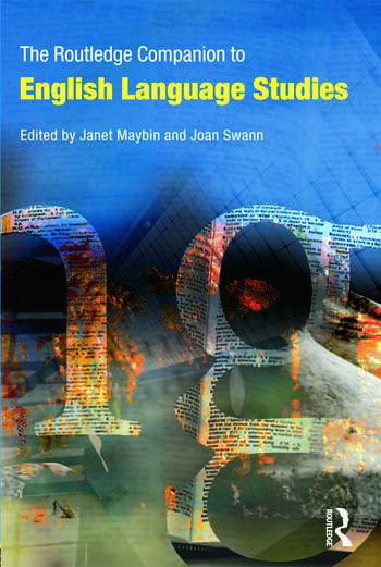 The Routledge Companion to English Language Studies book cover