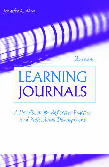 Learning Journals A Handbook for Reflective Practice and Professional Development book cover