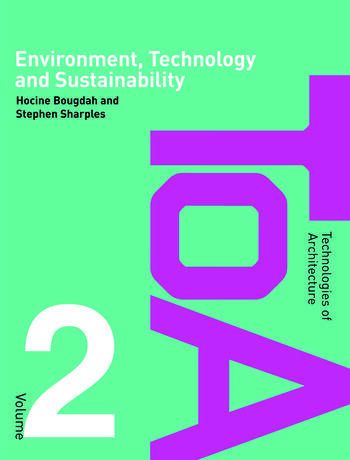 Environment, Technology and Sustainability book cover