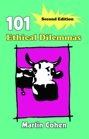 101 Ethical Dilemmas book cover