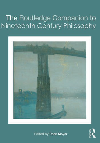 The Routledge Companion to Nineteenth Century Philosophy book cover