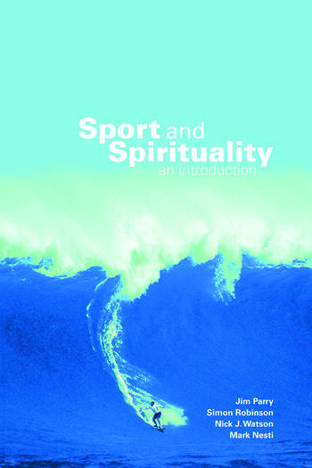 Sport and Spirituality An Introduction book cover