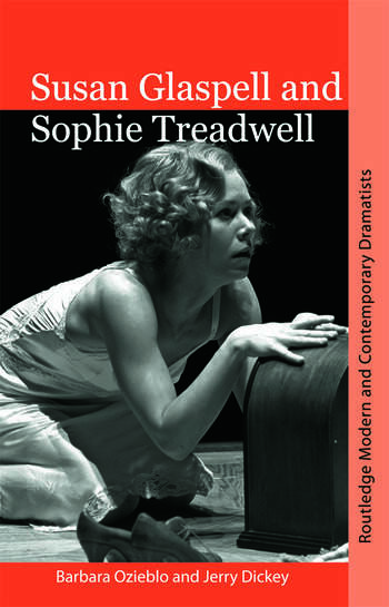 Susan Glaspell and Sophie Treadwell book cover