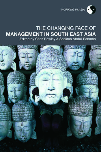The Changing Face of Management in South East Asia book cover