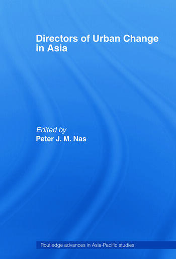 Directors of Urban Change in Asia book cover