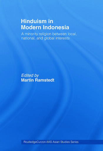 Hinduism in Modern Indonesia book cover