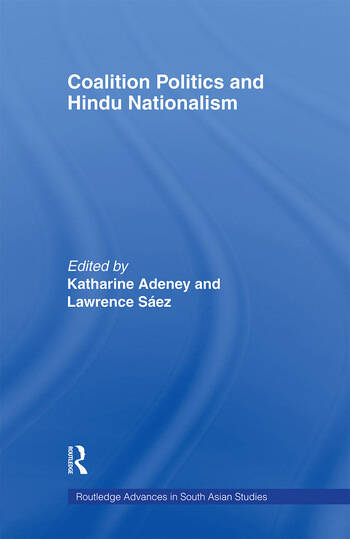 Coalition Politics and Hindu Nationalism book cover