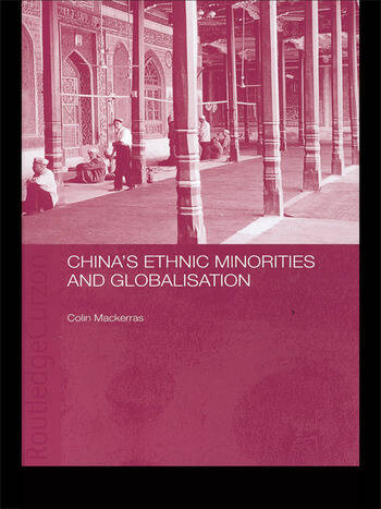China's Ethnic Minorities and Globalisation book cover