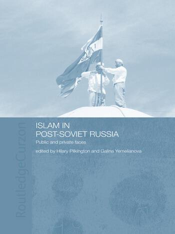 Islam in Post-Soviet Russia book cover