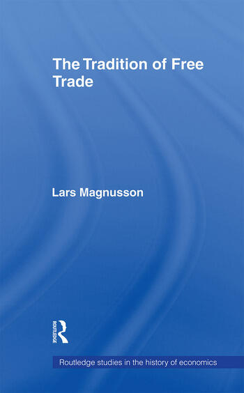 The Tradition of Free Trade book cover