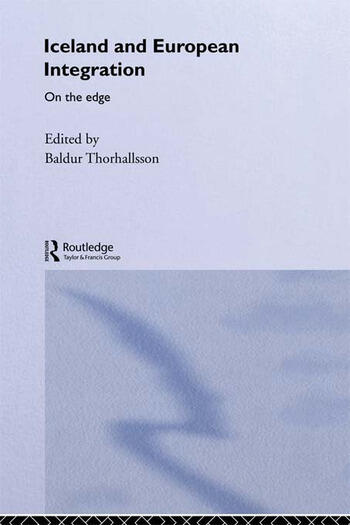 Iceland and European Integration On the Edge book cover