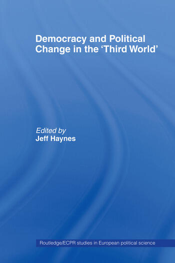 Democracy and Political Change in the Third World book cover
