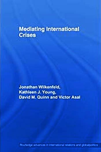 Mediating International Crises book cover