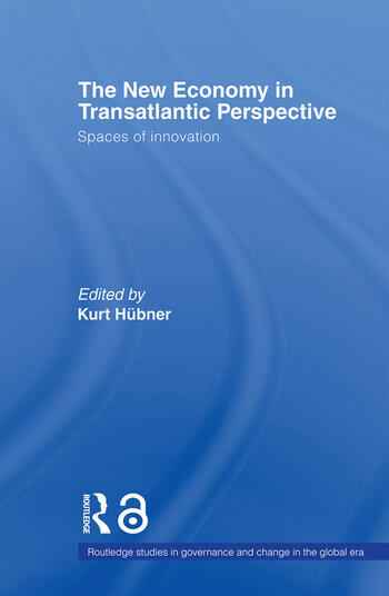 The New Economy in Transatlantic Perspective book cover