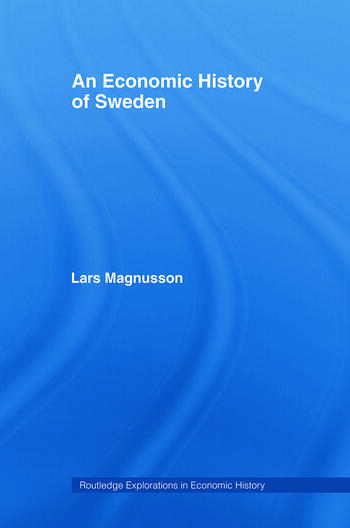 An Economic History of Sweden book cover