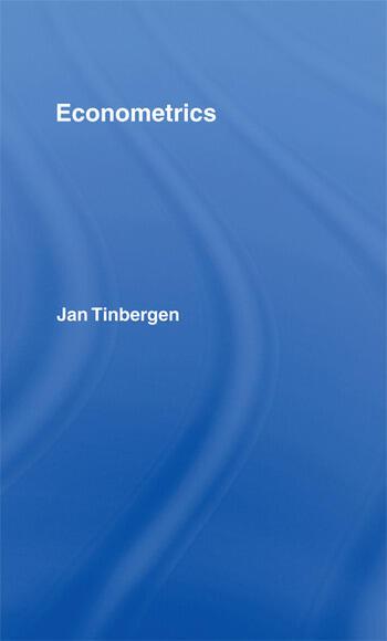Econometrics book cover