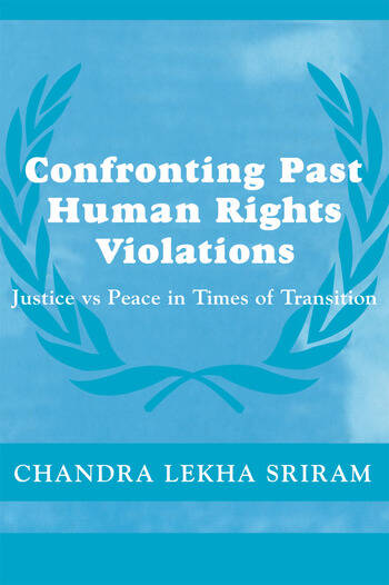 Confronting Past Human Rights Violations book cover