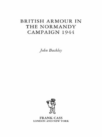 British Armour in the Normandy Campaign book cover