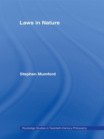 Laws in Nature book cover