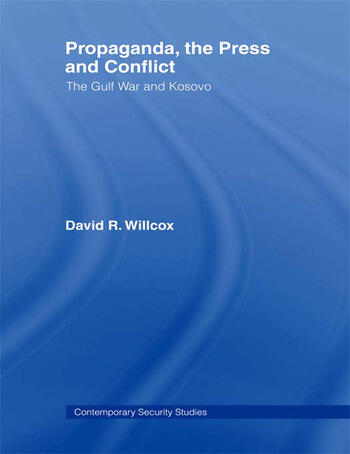 on THIRD WORLD WAR/Kosovo antecedents in GULF WAR [long 1991 essay with table of contents]