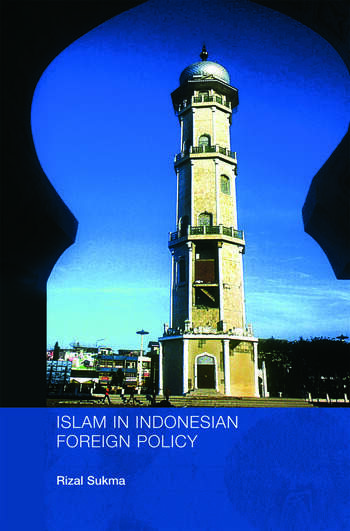 Islam in Indonesian Foreign Policy book cover