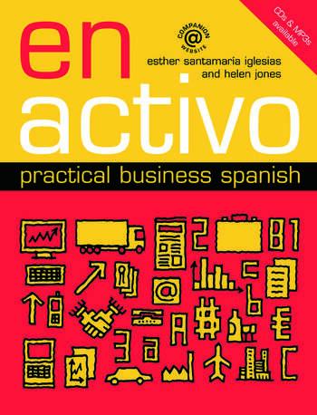 En Activo: Practical Business Spanish book cover