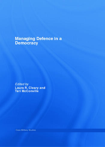 Managing Defence in a Democracy book cover