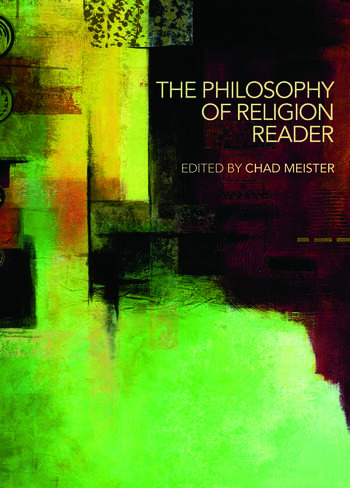 The Philosophy of Religion Reader book cover