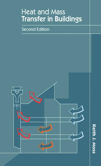 Heat and Mass Transfer in Buildings book cover