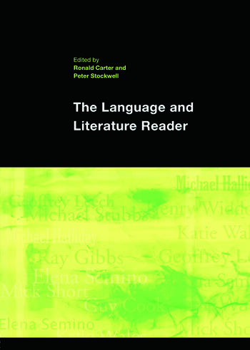 The Language and Literature Reader book cover
