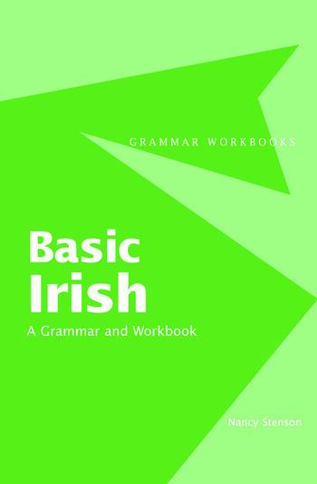 Basic Irish: A Grammar and Workbook book cover