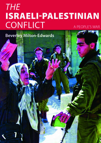 The Israeli-Palestinian Conflict A People's War book cover
