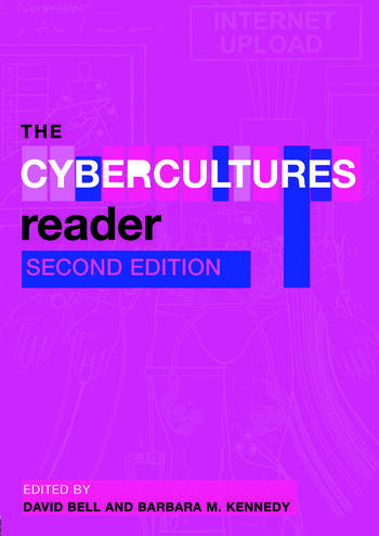 The Cybercultures Reader book cover
