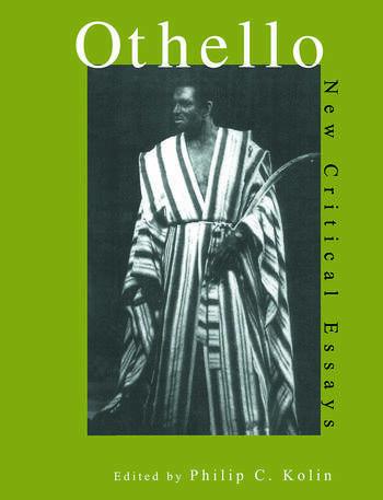 Othello Critical Essays book cover