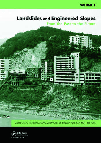 Landslides and Engineered Slopes. From the Past to the Future, Two Volumes + CD-ROM Proceedings of the 10th International Symposium on Landslides and Engineered Slopes, 30 June - 4 July 2008, Xi'an, China book cover