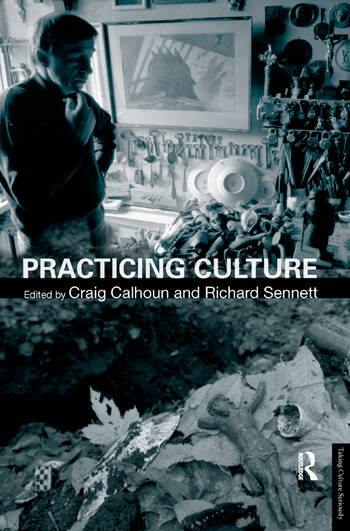 Practicing Culture book cover