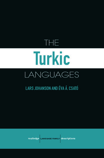The Turkic Languages book cover