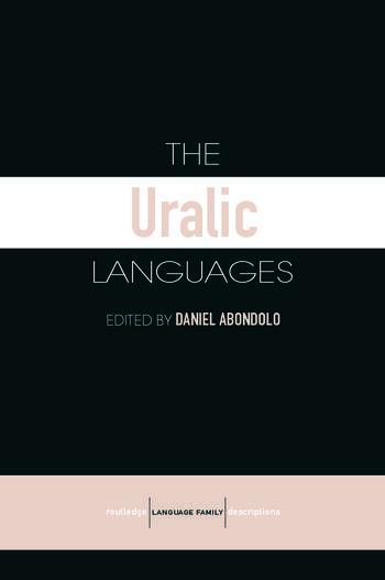 The Uralic Languages book cover