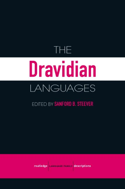 The Dravidian Languages book cover