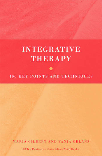 Integrative Therapy 100 Key Points and Techniques book cover